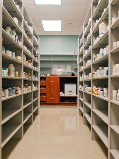 Pharmacy Storage