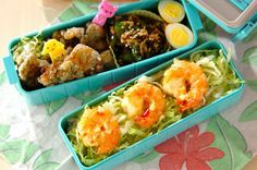chicken lunch box Japanese Lunch Box, Cauliflower, Mexican, Dishes, Chicken, Vegetables, Ethnic Recipes, Food, Recipes