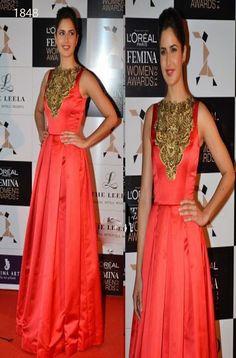 Katrina Red Dress
