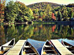 Lake Susan, Montreat, NC