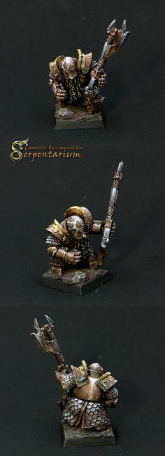 Chaos Dwarf Infernal Guard