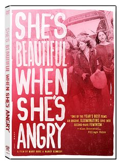Every woman, young and old ideally should watch this doc to see how far women have come in the last 45 years and how much more to go in regards to equality/women's rights. Home DVD/ iTunes www.bit.ly/ownSBWSA