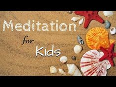 guided meditation for kids Guided Meditation For Anxiety, Meditation Kids, Meditation Youtube, Walking Meditation, Mindfulness For Kids, Mindfulness Activities, Chakra Meditation, Mindfulness Meditation, Meditation Buddhism