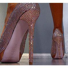Sparkly Heels - FMP'S!
