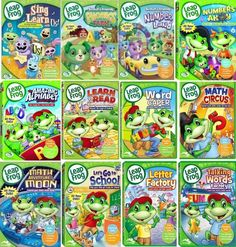A List of the Best LeapFrog (Leap Frog) Educational Movies/DVDs - MommyBearMedia.com
