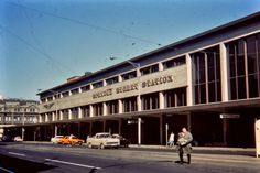 """Old """"Spencer Street Station"""" now Southern Cross Station (trains), Melbourne Victoria Australia Home History, Local History, Melbourne Victoria, Victoria Australia, Terra Australis, Australian Photography, Australia Living, Melbourne Australia, Best Cities"""