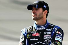 Jimmie Johnson talks about coming up short in the Chase for the NASCAR Sprint Cup Championship. (Jerry Markland/Getty Images for NASCAR)