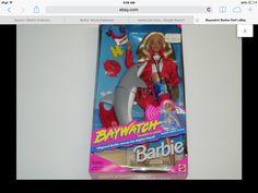 Baywatch Barbie