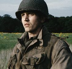 Barry Pepper was amazing on his role as Jackson in Saving Private Ryan