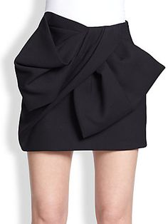 Marc by Marc Jacobs Retro Bow Skirt