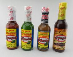 El Yucateco 4 Habanero Hot Sauces Gift Pack, 4 Items for only $7.54
