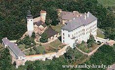 Úsov Chateaus, Fortification, European Countries, Medieval Castle, Prague, Czech Republic, Cathedral, Landscape, Architecture