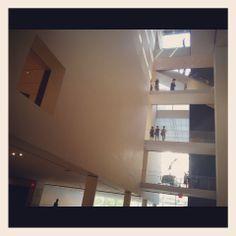 Manhattan, New York  Llegué. Acá me quedo un rato largo. El Museo MOMA , un placer que se renueva constantemente..