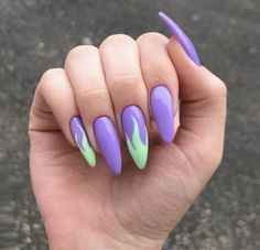 Discovered by Moon Goddess. Find images and videos about girl, fashion and style on We Heart It - the app to get lost in what you love. Chic Nails, Stylish Nails, Romantic Nails, Pointed Nails, Stiletto Nails, Fire Nails, Best Acrylic Nails, Pin On, Homecoming Nails