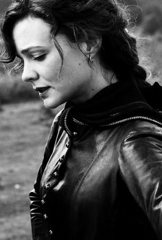 Carey Mulligan, love her.  Great Gatsby, Doctor Who, Shame
