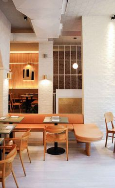 De Maria Is An Attractive Yet Relaxed All Day Eatery In New York City