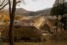 大内宿は、南会津にある旧宿場街で、重要伝統的建造物群保存地区に選定されています。