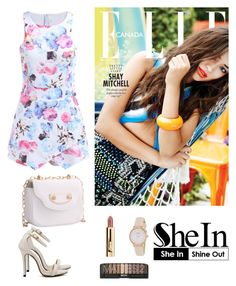 """""""Shein 4."""" by amra-f ❤ liked on Polyvore featuring Kate Spade"""
