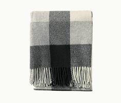 Eco-Wise Wool Fringed Throw by Pendleton | Nau Clothing