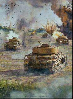 Batalla de Kursk en Julio de 1943,victoria decisiva Soviética con enormes bajas