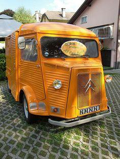 Citroen-H-Van-front