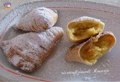 Sfogliatelle napoletane ricce - ricetta dolce
