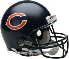 Chicago Bears Riddell Replica NFL Football Helmet « Store Break
