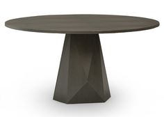 Woodland Helios Dining Table - John Douglas Eason Interiors, Inc. #DiningTable #JDEI