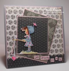 Drop me a line by summerthyme64 - Cards and Paper Crafts at Splitcoaststampers