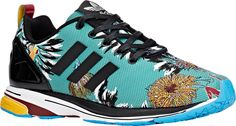 aeca563f1 ZX Flux Tech Sneakers · Zx FluxMary KatrantzouAthletic ...