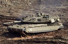 Singapore buys tanks Merkava Mk 4