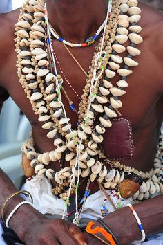 Africa | Photograph taken in Benin. Voodoo decorations | ©Luca Gargano on Flickr.