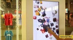 Интерактивный стенд UNIQLO. «Мега Белая Дача», Москва, апрель-май 2012г.  В рамках рекламной кампании, посвященной десятилетию UT — знаменитых футболок UNIQLO, был создан интерактивный стенд, который в течение месяца радовал прохожих в самом сердце торгового центра «Мега Белая Дача». На мультитач-экранах в виртуальном каталоге посетители магазина могли ознакомиться с бесчисленным множеством футболок UT.  –––  UNIQLO interactive booth. ...