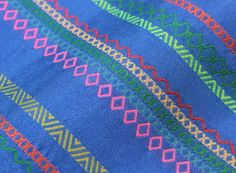 PATTERN CLASH / Bold and vibrant fabrications take inspiration form artful paste-up patterns. Lively, clashing colour combinations are interrupted by super-fine extra-weft figuring and blocked double-cloth structures for shirting weights.