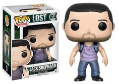 Jack Shepard Funko Pop! Television Lost