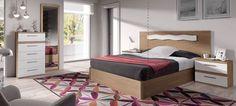#Dream | Ven a LA FACTORÍA LAS PALMAS a ver esta original colección de dormitorios de diseño actual y con una relación calidad precio inigualable.