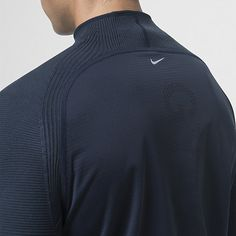 Nike Gyakusou Engineered Knit-Sleeve Composite Men's Running Jacket