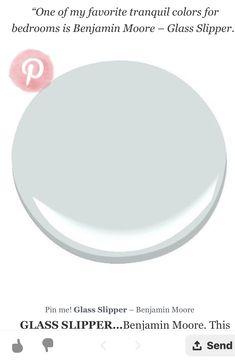 Bedroom Paint Colors, Interior Paint Colors, Paint Colors For Home, Wall Colors, House Colors, Paint Colours, Light Blue Paint Colors, Painting Tips, House Painting