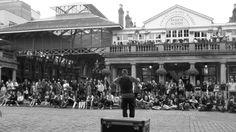 Covent Garden il pubblico diventa protagonista