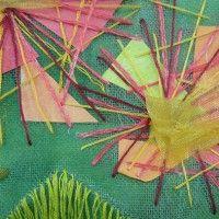 Textile Art & Art Quilt Program opleiding textiele werkvormen