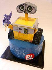 Disney Party Ideas:  Wall-E party