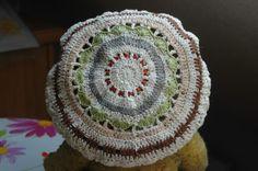 Tutorial: to crochet a Summer hat   Terras Kreativecke