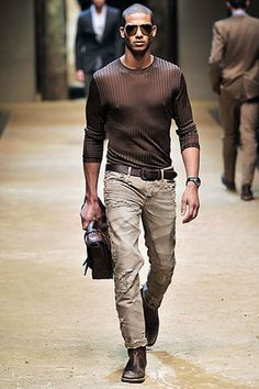 Mens Spring 2012 Fashion Week: Where Are The Black Male Models? | Clutch Magazine