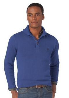 Chaps  Wootton Falls Henley Sweater