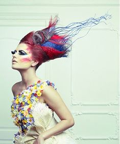 Hairstyle by Avant Garde Collections