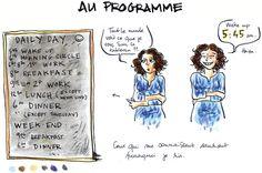 programme, Violette Gentilleau, Bouts du monde