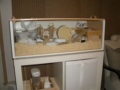Hamster Cage -with instructions