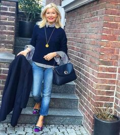 Best Fashion Tips For Women Over 60 - Fashion Trends 60 Fashion, Fashion For Women Over 40, Winter Fashion, Fashion Outfits, Fashion Trends, Fashion Online, Mature Fashion, Fashion Websites, Fashion 2020