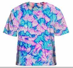 Premium Hand Made Tie Dye T-Shirts - Cotton Candy Tie Die T-Shirt