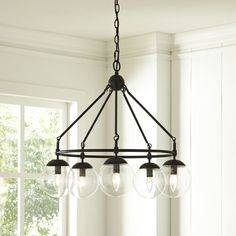 Cranston 5-Light Candle-Style Chandelier
